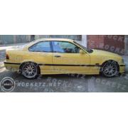 BMW E36 AC style ABS rear bumper