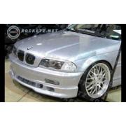 BMW E46 4D Eye Brow