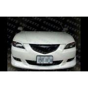 Mazda 3 04 4D KS style front lip