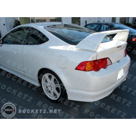 RSX R style abs spoiler