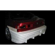 Integra 90-93 BC style Rear bumper 2D
