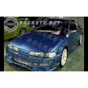 Integra 90-93 Spyder style Front bumper 2/4D