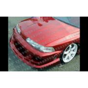 Integra 90-93 D style Front bumper 2/4D