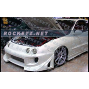 Integra 94-01 BX style Side skirts 4D
