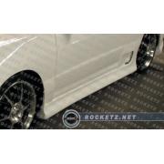 Integra 94-01 BZ style Rear bumper 2D