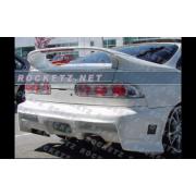 Integra 94-01 EX style Rear bumper 2D