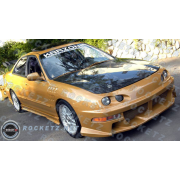 Integra 94-01 EX style Side skirts 2D