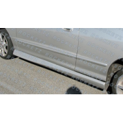 Integra 94-01 M style Side skirts 4D