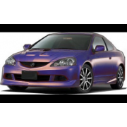RSX 05 M style Front lip
