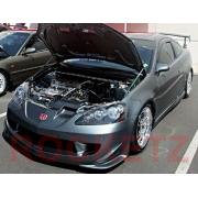 RSX 05 M style Front bumper