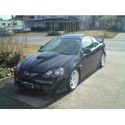 RSX BM style Front bumper
