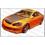 RSX BX style Front bumper