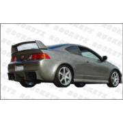RSX BX style Rear bumper