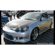 RSX CW style Front bumper