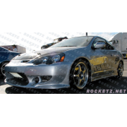 RSX CW style Side skirts