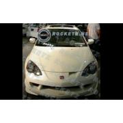 RSX M style Front bumper
