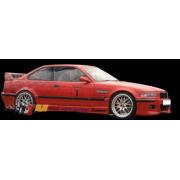 BMW E36 NM style Front bumper 2/3/4D