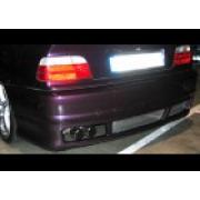 BMW E36 NM style Rear bumper 2/4D