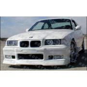 BMW E36 RG style Front lip for M3 bumper 2/3/4D