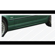 BMW E46 99+ AC style Side skirts 4D