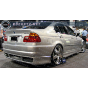 BMW E46 99+ RG M3 style Side skirts 2/4D