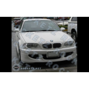 BMW E46 99+ MVR style Front lip 2D