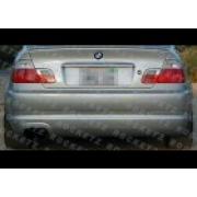 BMW E46 RD2 99+ style 2/4D Rear bumper
