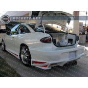 Cavalier 95-02 BX style Rear bumper 2/4D