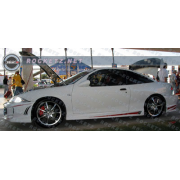Cavalier 95-02 BX style Side skirts 2D