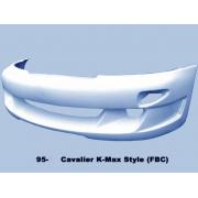 Cavalier 95-99 KM style Front bumper 2/4D