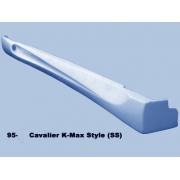 Cavalier 95-02 KM style Side skirts 2D
