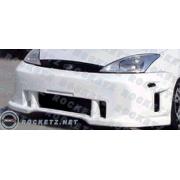 Focus 00+ Spyder2 style Rear bumper 3D
