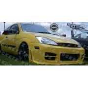 Focus 00+ R34 style Front bumper 3/4/5D
