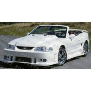 Mustang 94-98 Spyder2 style Front bumper