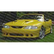 Mustang 94-98 S style Rear bumper