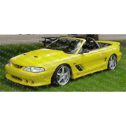 Mustang 94-98 S style Side skirts