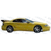 Mustang 94-98 Vader style Side skirts