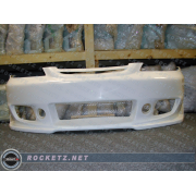Civic 01 B2 style Front bumper