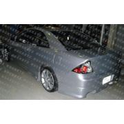 Civic 01 Spyder style Rear bumper