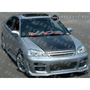 Civic 01 R34 style Front bumper