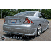 Civic 01 R34 style Rear bumper