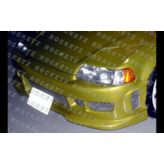 Civic 88-91 Spyder style Front bumper 3D