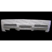 Civic 88-91 EX style Rear bumper 3D