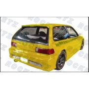 Civic 88-91 M/CB style Rear bumper 3D
