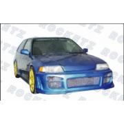Civic 88-91 R34 style Front bumper 3D