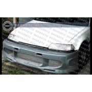 Civic 88-91 SO3 style Front bumper 3D