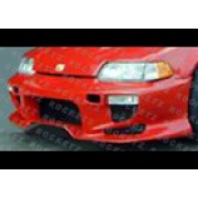 Civic 88-91 Vader style Front bumper 3D
