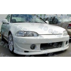 Civic 92-95 BA style Front bumper 2/3D