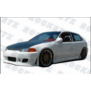 Civic 92-95 B2 style Side skirts 2D