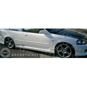 Civic 96-00 BC style Side skirts 2/3D
